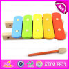 2016 Brand New Wooden Piano Toy, Educational Wood Music Toy, Kids′ Miusical Toy, Preschool Wooden Music Toy W07c042