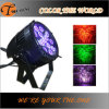 Waterproof UV Color DMX PAR Can LED Outdoor Light