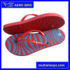 Stripe Print PE Simple Style Sandal for Woman (14E024)