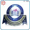 Wholesale Free Mold Enamel Personalized LED Embroidery School Badge
