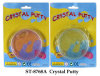 Funny Colorfull Crystal Putty Toy