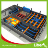 Shopping Mall Educational Indoor Park Trampoline