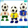 Football Shape Custom Logo USB Flash Drive Memory Stick (ET032)