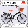 Alloy 7 Speed 140PCS Spoke City Bike Lady Bicycle (AYS-2658S)