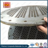 Explosion Bonding Plate CuNi C175000 Steel Clad Heat Exchanger