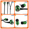Noise Cancelling High Quality Metal Earphone Shell Headphone