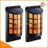Waterproof Solar Flickering Flame Light Solar Outdoor Wall Light