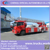 Dongfeng 18meters to 25meters High Injection Lifting Fire Brigade Wagon