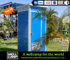 Wellcamp Steel Material Mobile Toilet