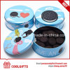 Wholesale Customized Round Tin Box for Cookie/Candies/Chocolate