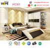 New Arrival Unique Design Modern Leather Bed for Bedroom Furniture (HC301)