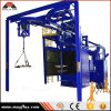 China Blast Media Concrete Shot Blasting Equipment, Model: Mhb2-1216p11-2