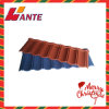 Nature Color Stone Chips Coated Steel Roof Tile