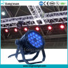 18X10W RGBW LED PAR Can Light for Stage Lighting