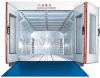 Wld8400 Auto Spray Booth with Water Based Paint System