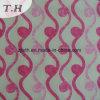 250GSM Knitting Print Velvet Fabric Back Side with Tc