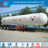 3 Axle 30t LPG Tanker Semi Trailer