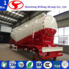 3 Axles 70 Tons Cement/Powder Coal Ash/Lime/Fly Ash/Silt Material /Tank Semi Trailer