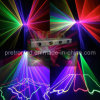 Four heads red & green & yellow & purple laser beam show / four heads RGY laser beam show for stage light