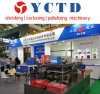 Automatic wrap around carton packing machine with CE approval