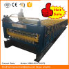Arc Double Roof Tile Roll Forming Machine for Zambia Customer
