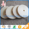 Nonstandard Smoth Surface Flat Large Plastic Gear