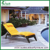 PE Rattan Aluminium Lounge with Cushion