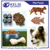 2018 China Supplier Low Cost Extruded Pet Food Processing Line