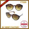 New Design Bulk Buy Plastic Women Sunglasses (F7628)