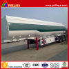 Newly Design 3 Axles Gooseneck Square Fuel Tank Semi Trailer