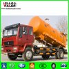 2017 Sinotruk HOWO Suction Sewage Truck 4*2 Low Price Truck for Sale