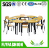 School Single Design Study Table and Chair (SF-103S)