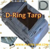 Heavy Duty Waterproof Fabric D-Rings Tarp