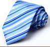 100% Silk Striped Necktie (SF-025)