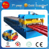 Glazed Metal Steel Roofing Roll Forming Machine