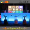 LED Lighted up Reception Table Furniture 16 Colors Changeable