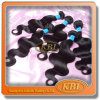 Real Human Hair Extension, Grade 5A Brazilian Hair Extension