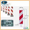 Traffic Panel Delineator Board Delineator Bollard with Rubber Base