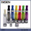 Without Wicks and Replaceable EGO CE5 Plus Clearomizer, E Cigarette Clearomizer
