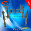 Stainless Round Pillar Swing Gates (SEWO-5311L)