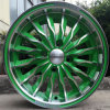Aluminum Alloy Wheels Rim with 5 Holes for Car (17′′)