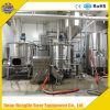 Stainless Steel Brown Ale Microbrewery Beer Equipment with Steam Jacket