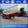 Tri Axle 50m3 Cement Truck Powder Semi Trailer for Sale