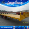 40FT Flat Top Semi Trailer, Container Transport Flatbed Semi Trailer for Sale
