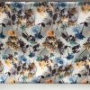 100%Polyester Printed Velvet Sofa Fabric (PR022)