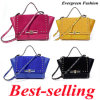 Handbag Women Fashion Brand Handbags Tote Suede Leather Handbag Sy229