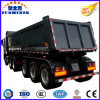 3 Fuwa Axles Rear Tipping Trailer Tractor Semi Dumper Truck Utility Trailer Sold to Vietnam Market