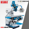 X6332C High Precision Vertical and Horizontal Turret Milling Machine