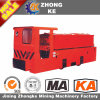 Cty8/7g-132 Battery Electric Locomotive for Coal Mine Underground Power Equipment
