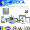 CE OPP PP PE Bubble Film Bag Making Machine